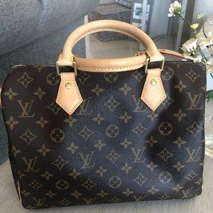 Louis Vuitton Speedy 30 bag
